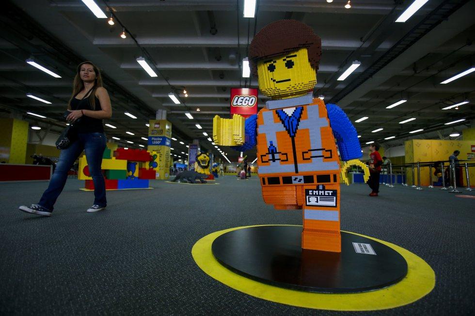 Lego Fun Fest en Corferías, Bogotá: [En fotos] Los legos se toman Bogotá
