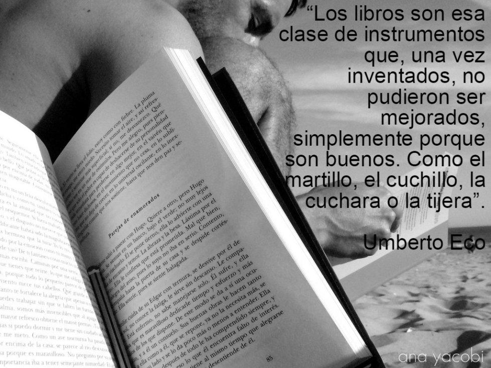 Frases célebres de Umberto Eco