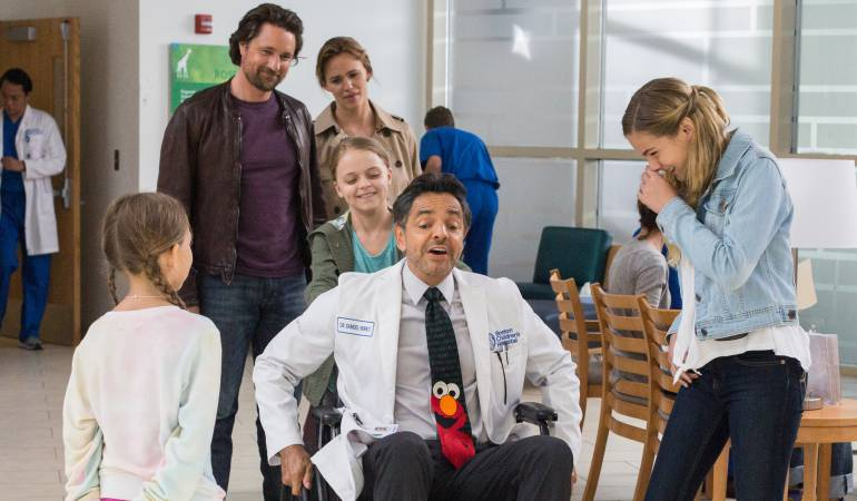 "Miracles From Heaven: Jennifer Garner y Eugenio Derbez le apuestan a la fe con ""Miracles From Heaven"""