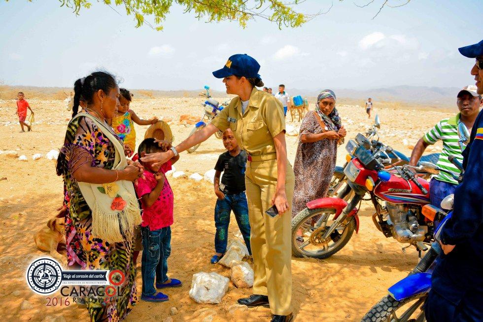 Viaje al Corazón del Caribe: La expedición 'Viaje al Corazón del Caribe' llegó a Punta Espada