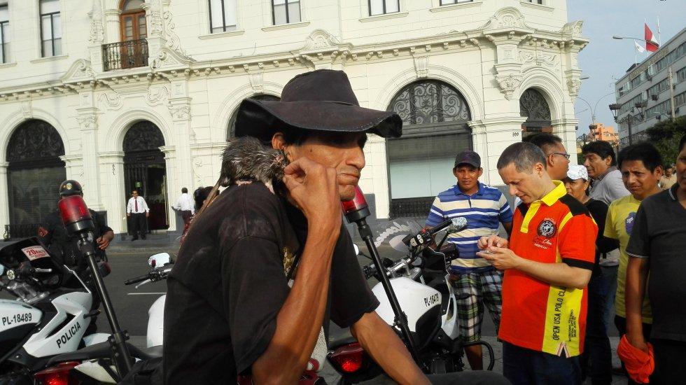 Peruanos dicen no al fujimorismo: [Fotos] Miles de peruanos salen a las calles para decir no al fujimorismo