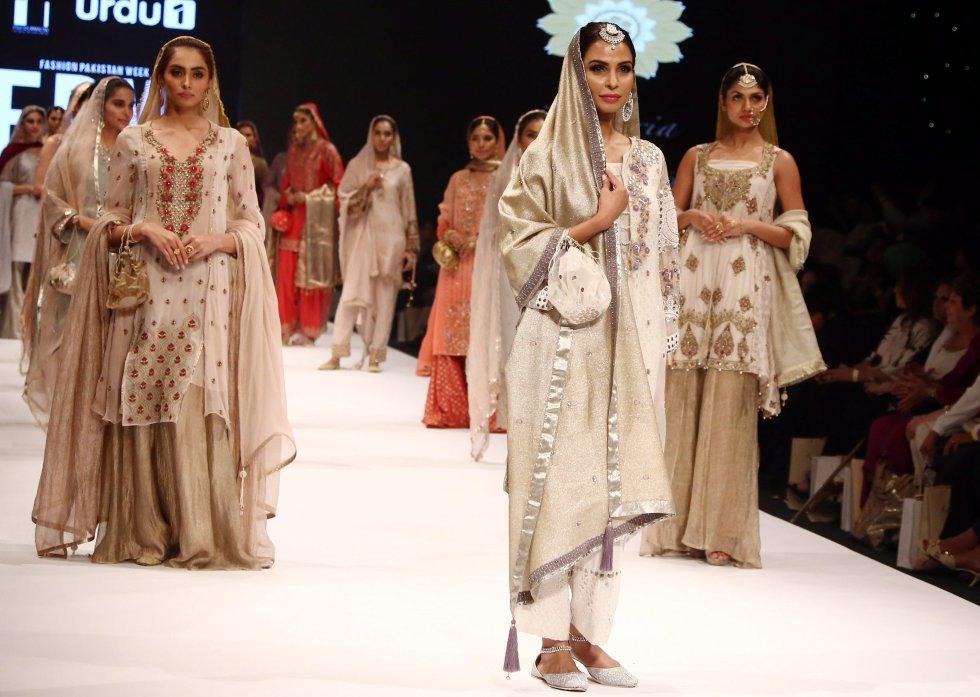 Semana de la Moda en Pakistán
