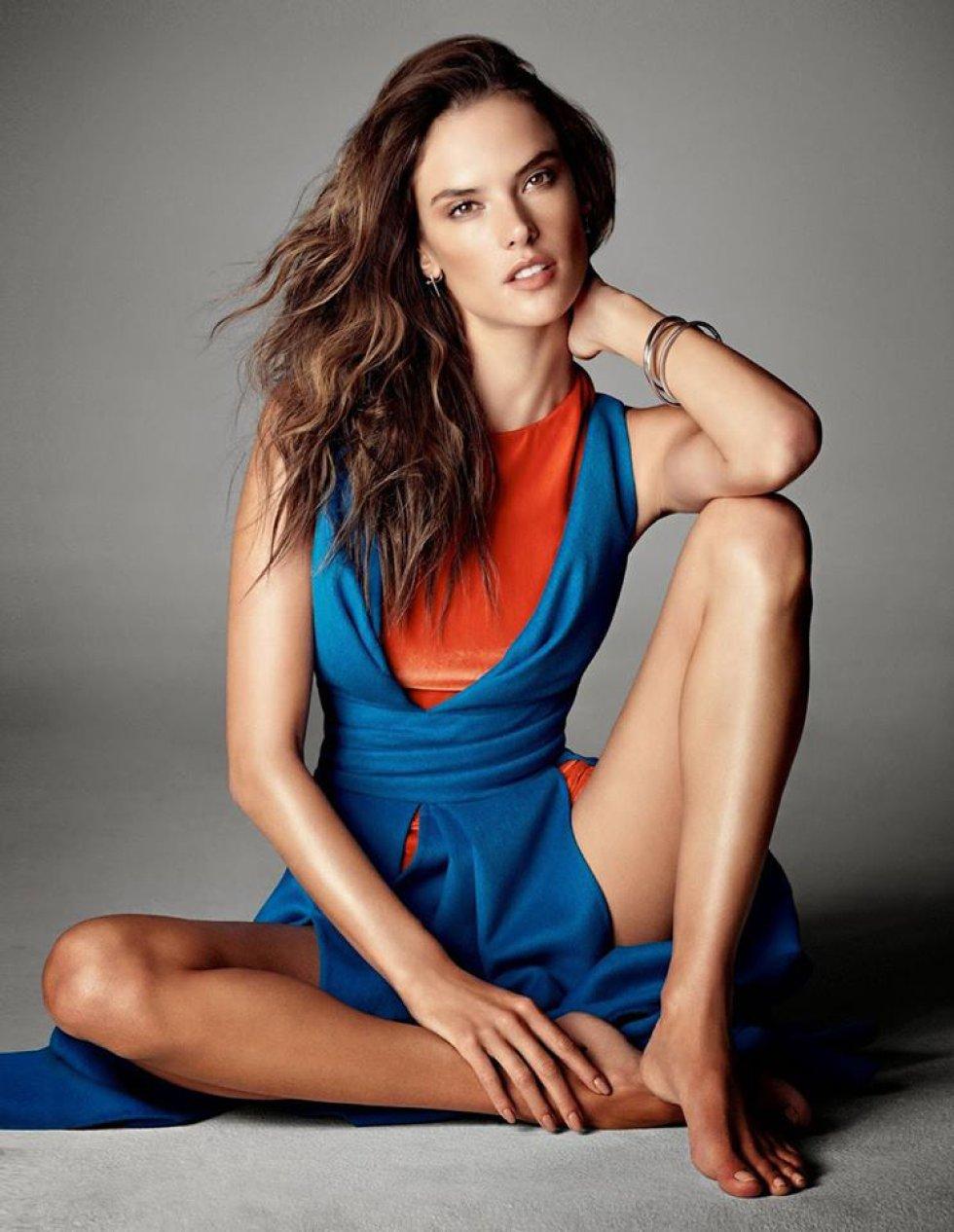 En el año 2002 se convirtió en ángel de una de las marcas de ropa más importantes del mundo: Victoria´s Secret.