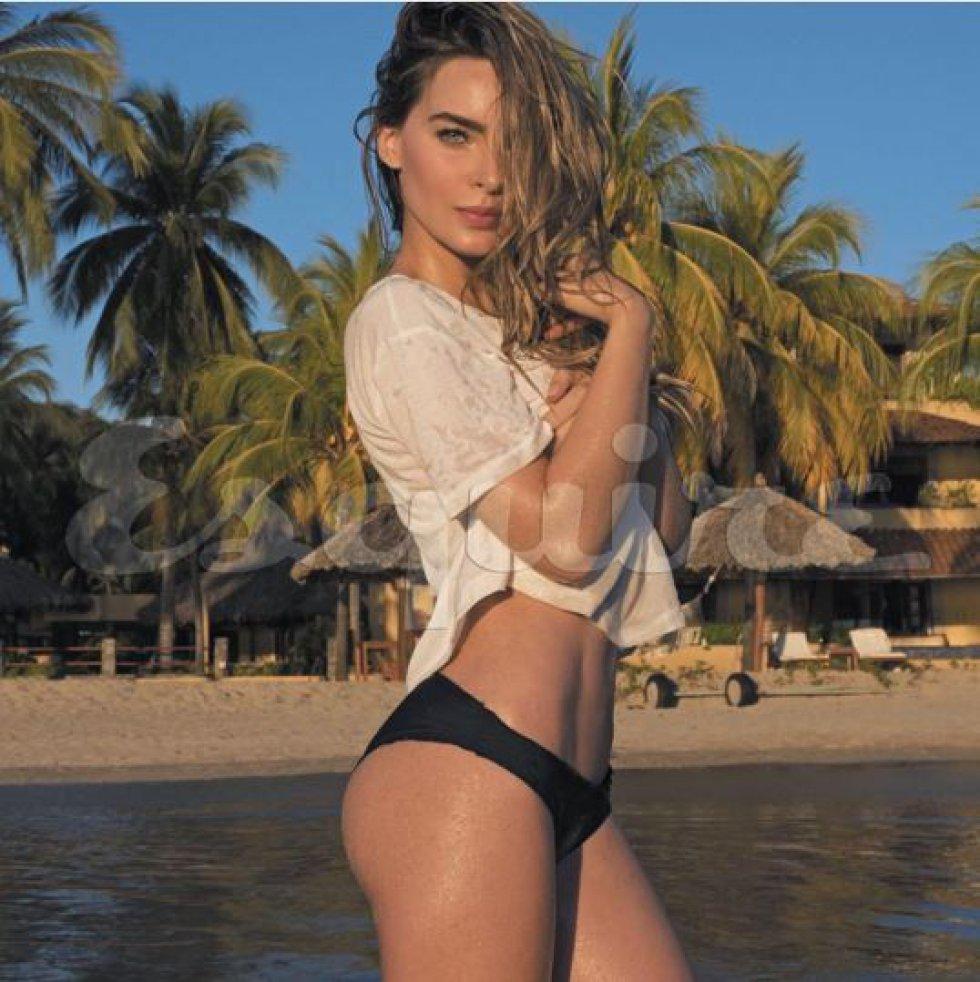 [En fotos] Belinda posa para la revista Esquire