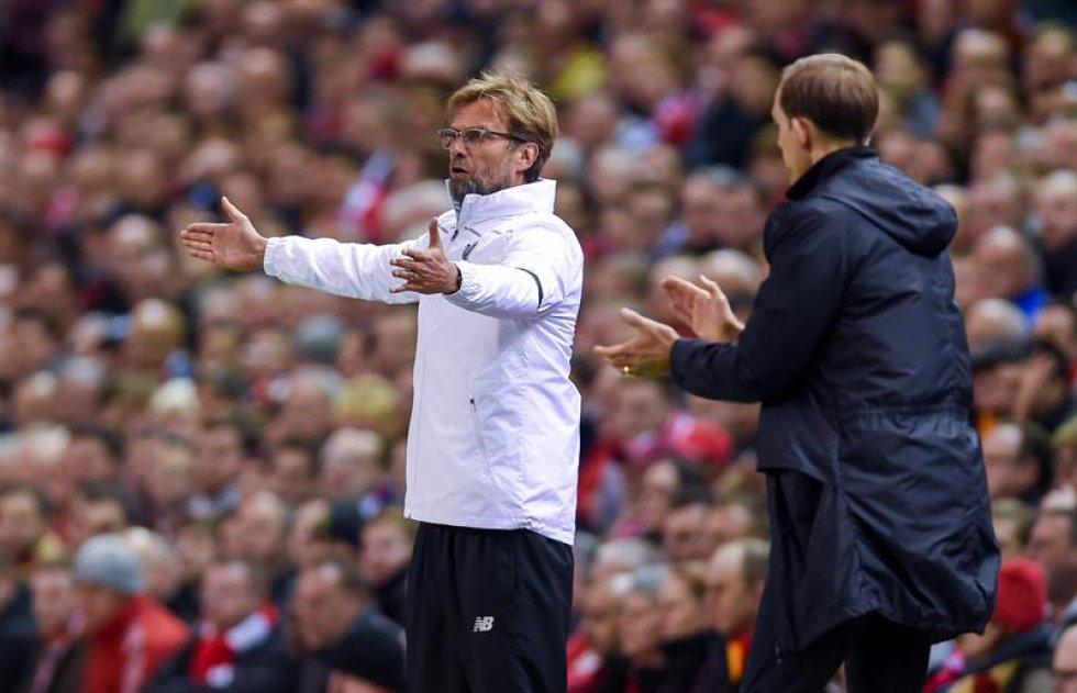 Borrussia vs. Liverpool: [En Fotos] Liverpool derrota y elimina al Borrussia de la Liga de Europa