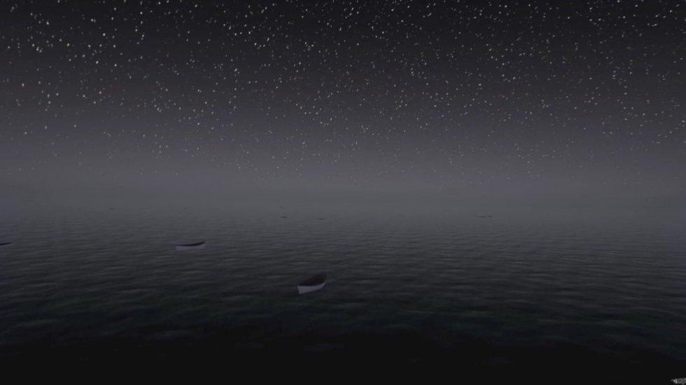 Recrean el hundimiento del Titanic en tiempo real: [En imágenes] Recrean el hundimiento del Titanic en tiempo real