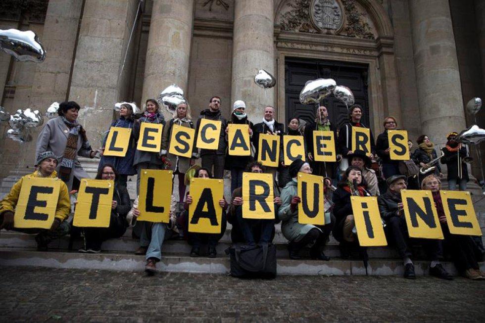 Francia se une a la conmemoración de los 30 años de Chernobíl