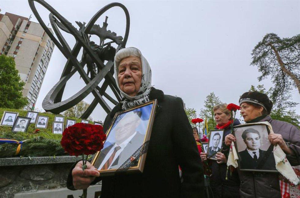 Los actos para recordar a las víctimas se adelantan en varios paises ex soviéticos.