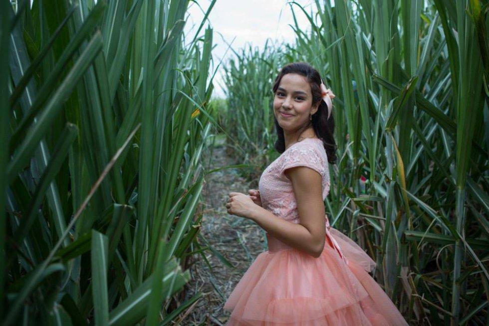 Por este personaje recibió nominación a Mejor actriz protagónica de serie en los Premios TvyNovelas.
