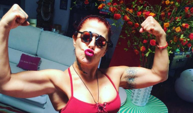 Alejandra Guzmán Volverá A Salir Desnuda En Playboy México