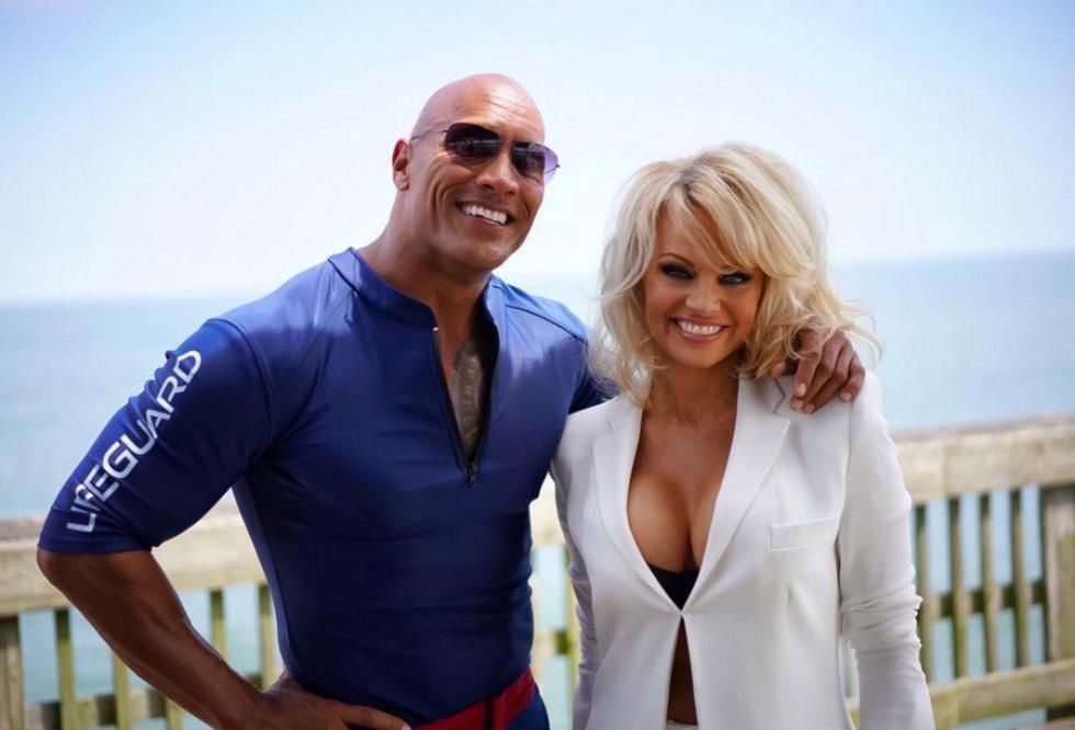 La película contará con la participación de Pamela Anderson pero no en el mismo papel que interpretó en la serie para televisión.