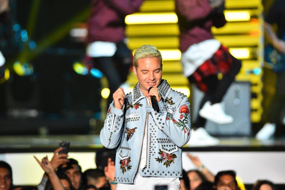 Paralelo a la música, Balvin incursionó como jurado de reality al aceptar hacer parte de 'La Voz México', al aire actualmente.