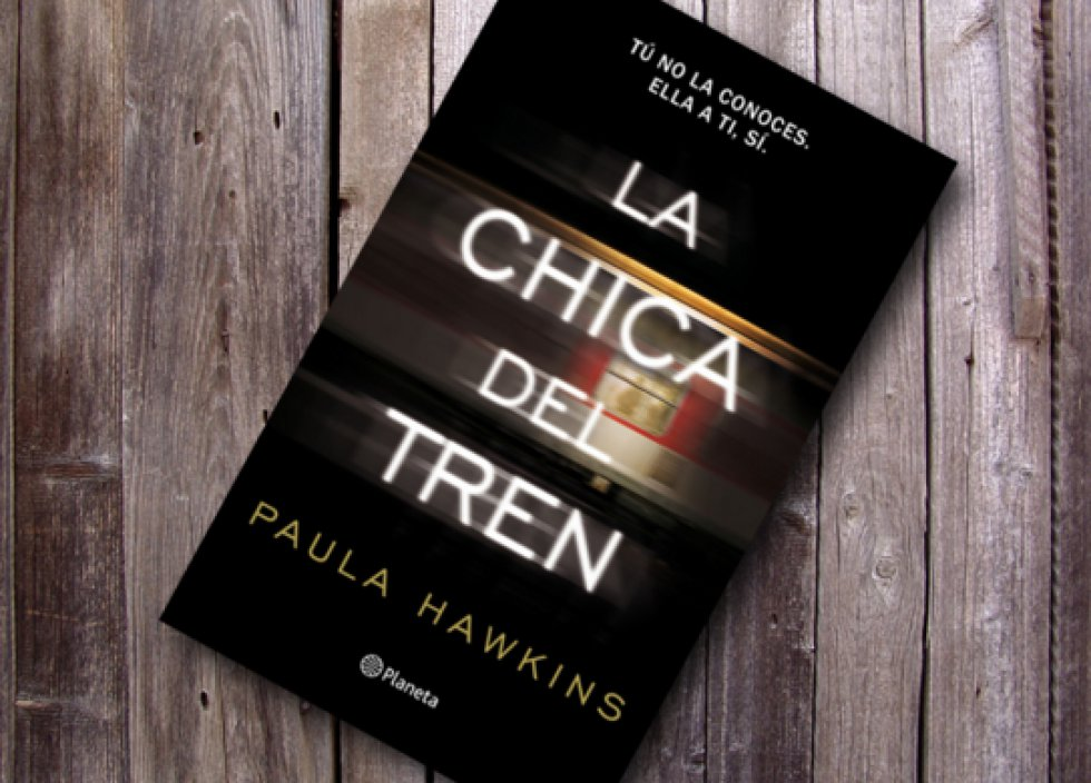 5. 'La chica del tren', de Paula Hawkins, publicado por la Editorial Planeta. Es una historia sobre una mujer que atraviesa la separación de su pareja y en el transcurso se encuentra con algo que no esperaba.