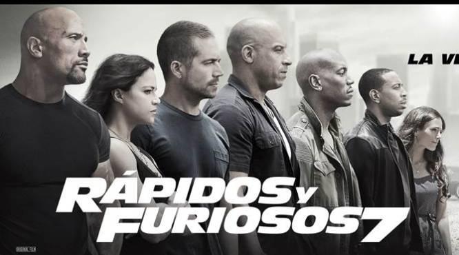 """""""Rápidos y furiosos"""", la saga. El luchador ha participado en la mayoría de las películas de la serie de películas de acción."""