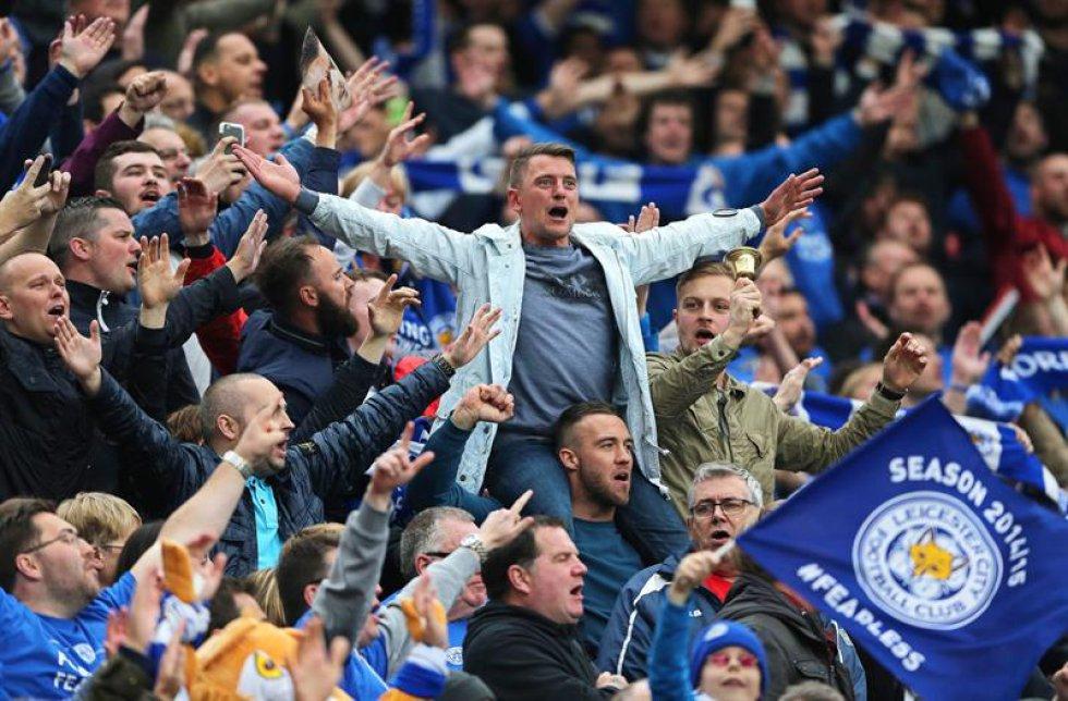 """El grupo inglés dirigido por Claudio Ranieri, más conocido por sus hinchas como """"The Foxes"""", logró lo inimaginable."""