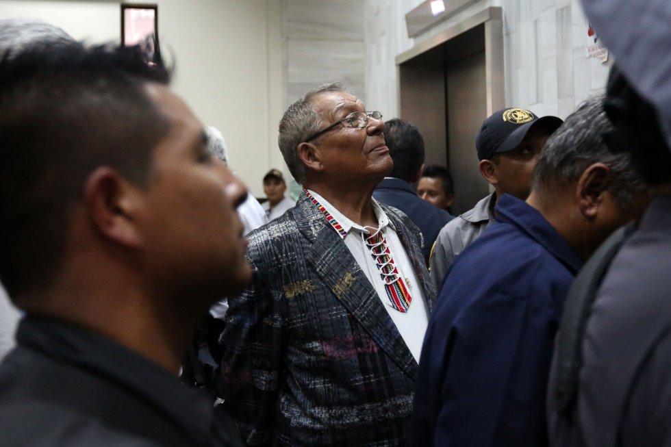 Jueza ordena examen psiquiátrico y separa de proceso a militar del caso Creompaz.