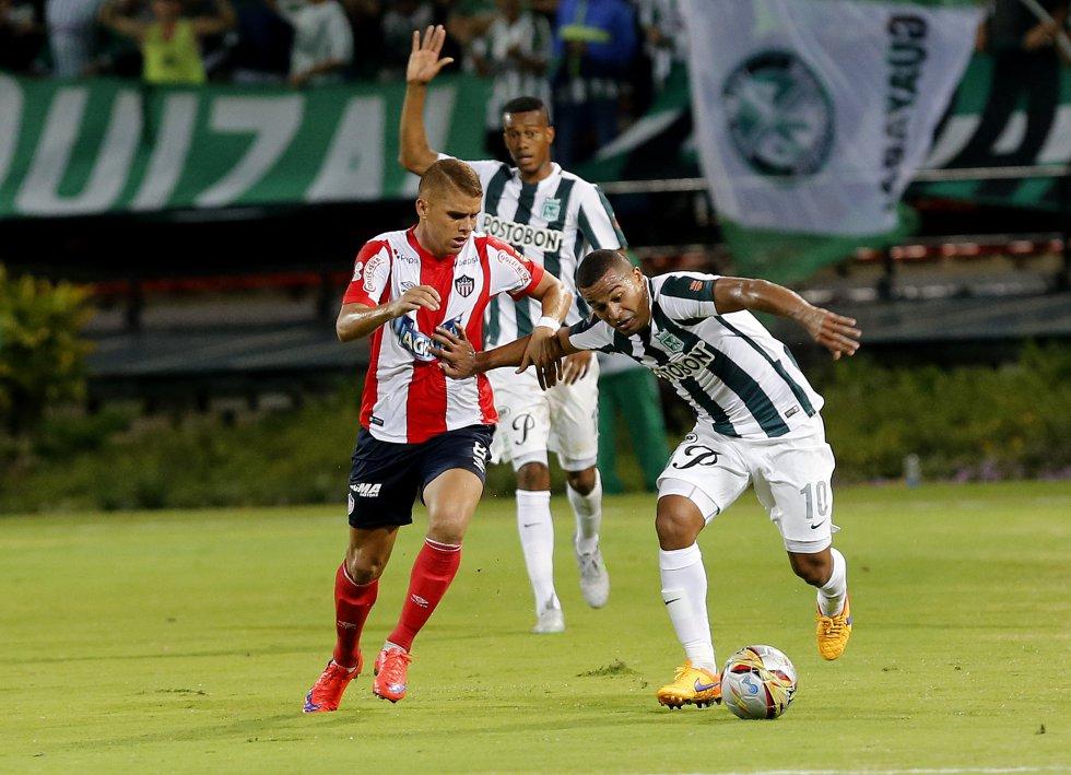 Gustavo Cuéllar, barranquillero de 23 años, mediocampista defensivo del Flamengo, es uno de los mediocampistas preseleccionados para la Copa América.