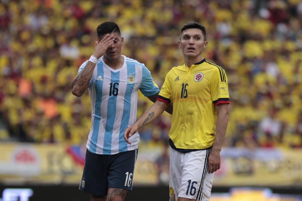 Daniel Torres, cundinamarqués de 26 años, mediocampista del Independiente Medellín, es uno de los mediocampistas preseleccionados para la Copa América.