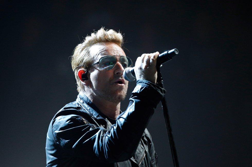 Hace 56 años nacía en Dublín, Irlanda, Paul David Hewson, quien después se conocería mundialmente como Bono.
