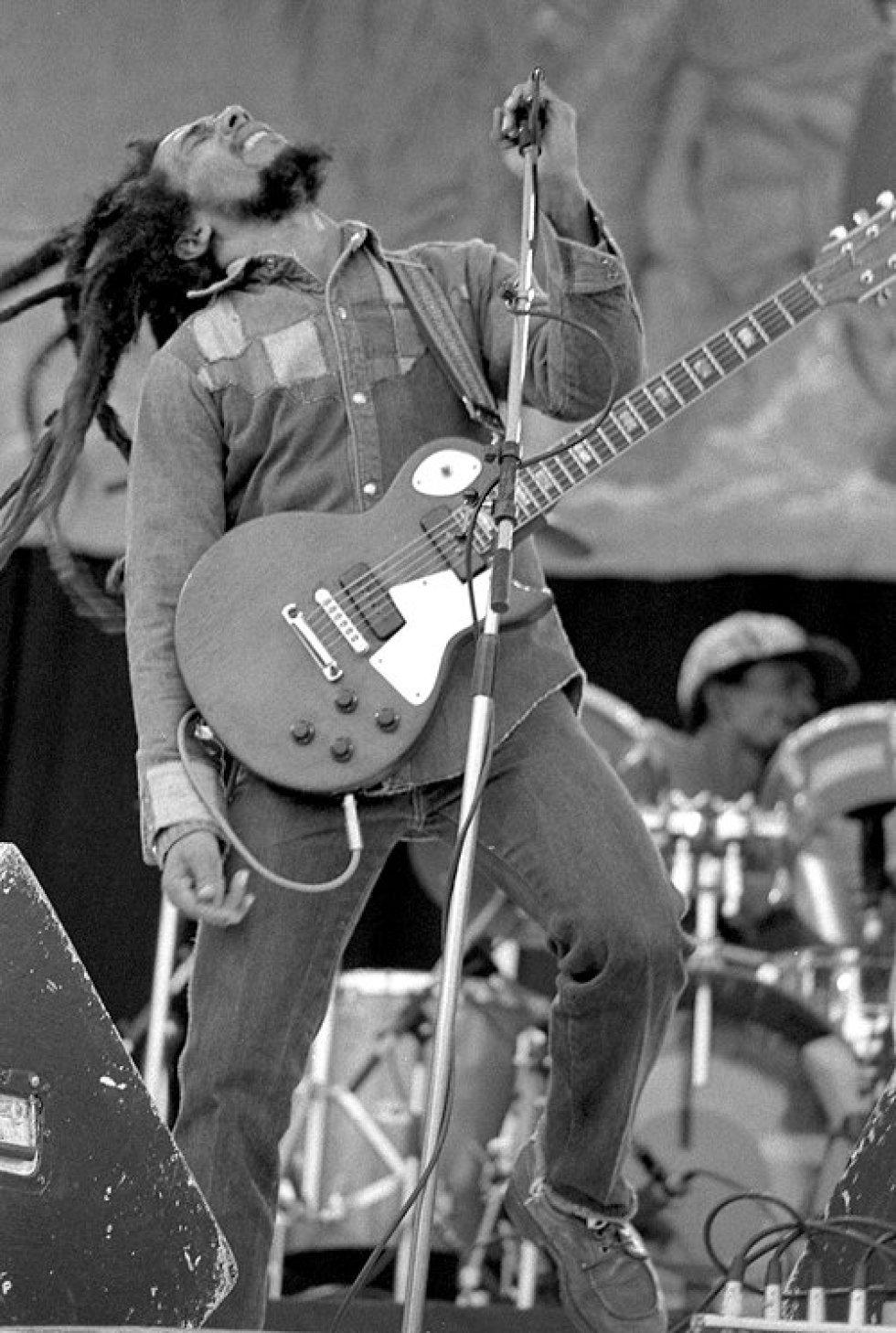 Top 6: el legado musical de Bob Marley a 35 años de su muerte
