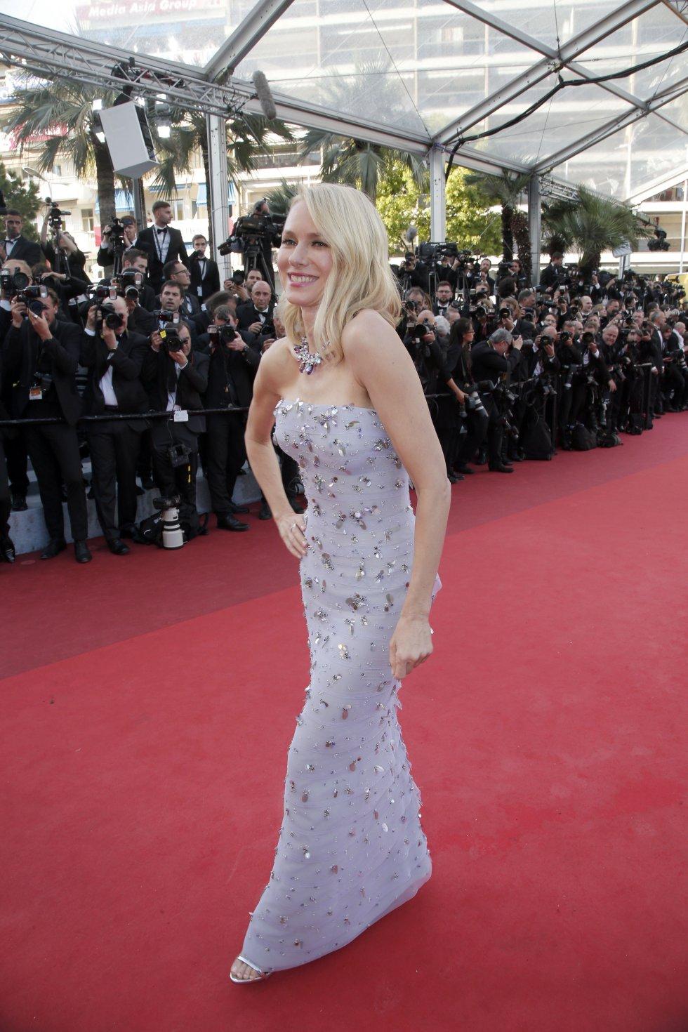 La actriz australiana Naomi Watts, más conocida por su papel de Ann Darrow en King Kong.