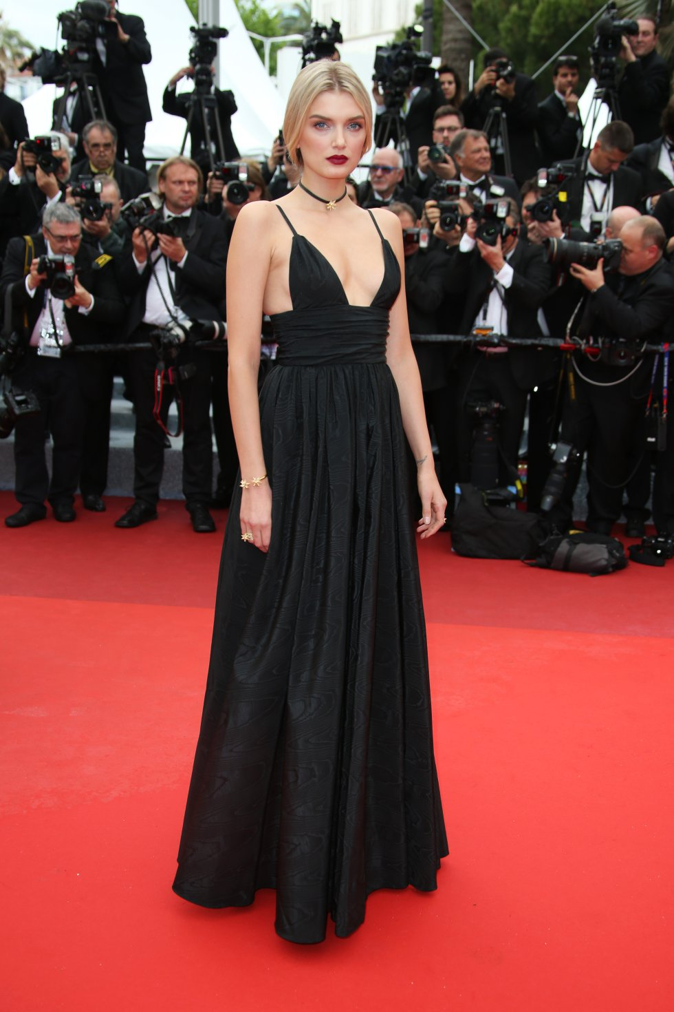 Lily Donaldson, modelo inglesa conocida por ser la cara de algunas campañas publicitarias de Burberry, Roberto Cavalli, Dolce & Gabbana, entre otras.