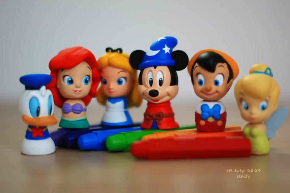 8. Disney evaluada en 39.5 billones de dólares.