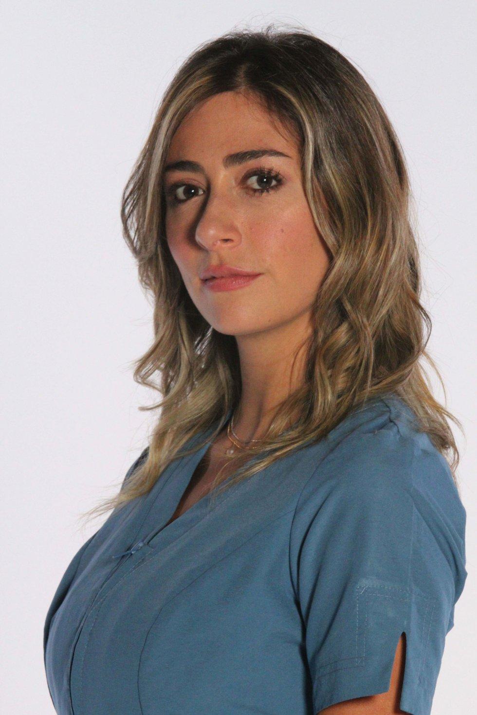 Verónica Orozco, personificó a Maria Alejandra en 'A corazón abierto' en el año 2011.