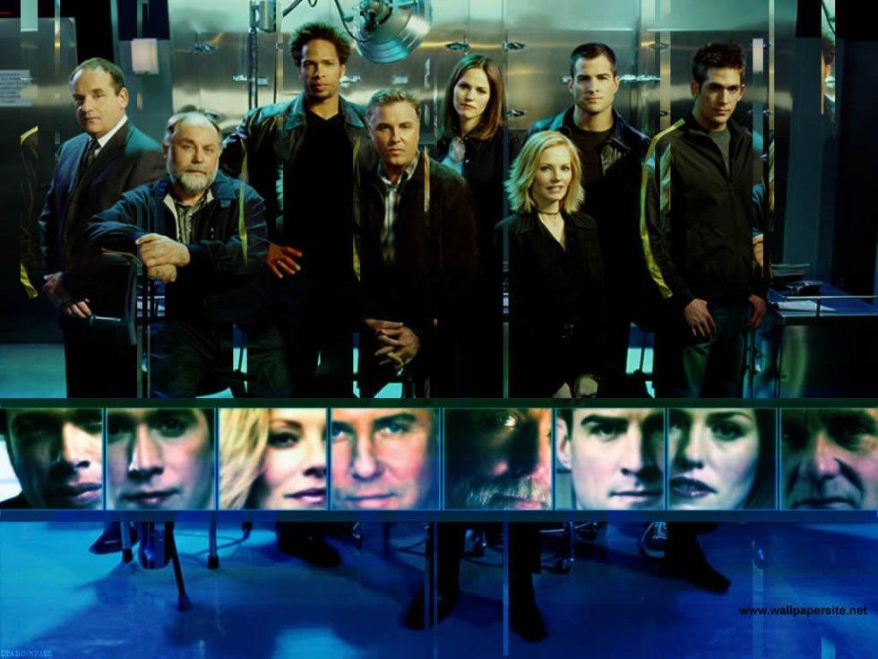 CBS anuncia fin definitivo para la serie CSI: [En Fotos] Dígale adiós a CSI recordando sus primeros actores