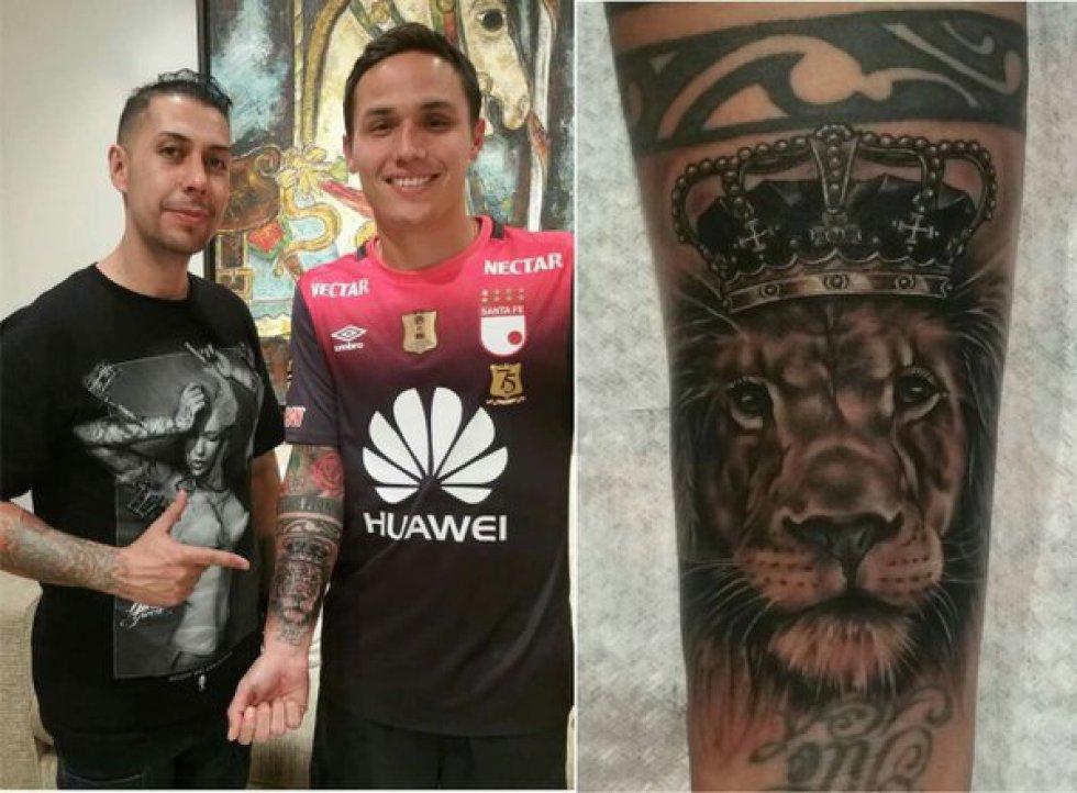 Como homenaje Omar Pérez cedió su número 10 al futbolista venezolano