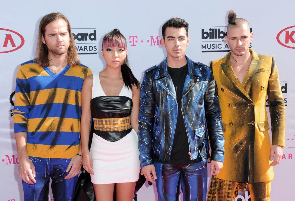 Billboard Music Awards 2016: los más sexis y bellos de la alfombra roja: Billboard Music Awards: el estilo y la belleza se ponen a prueba en la alfombra