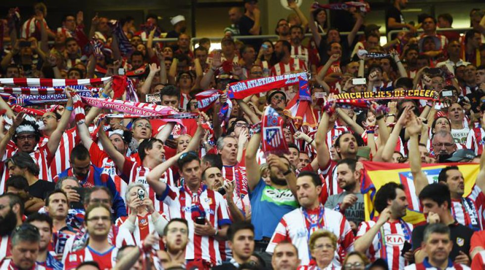 El Atlético de Madrid ha perdido al final de la Champions League tres veces.