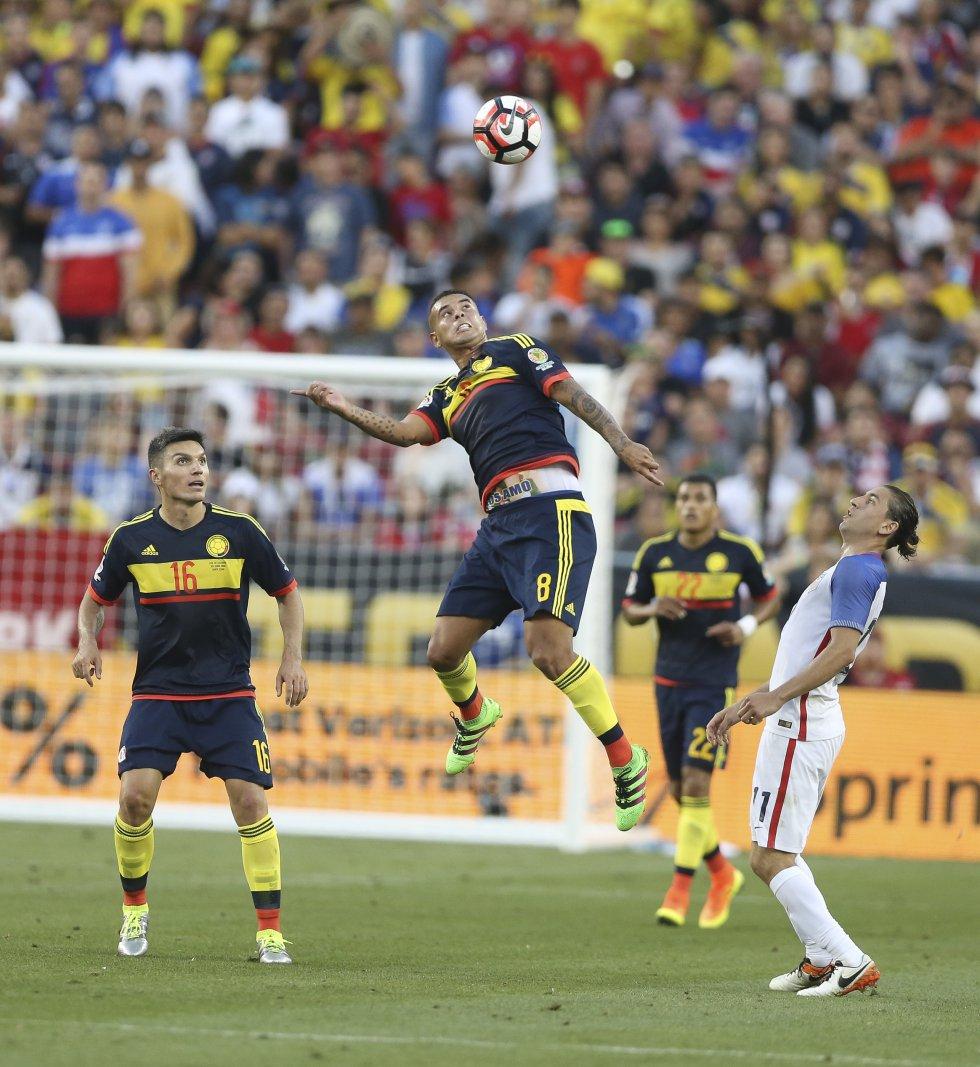 En imágenes la victoria de Colombia en el debut de Copa América