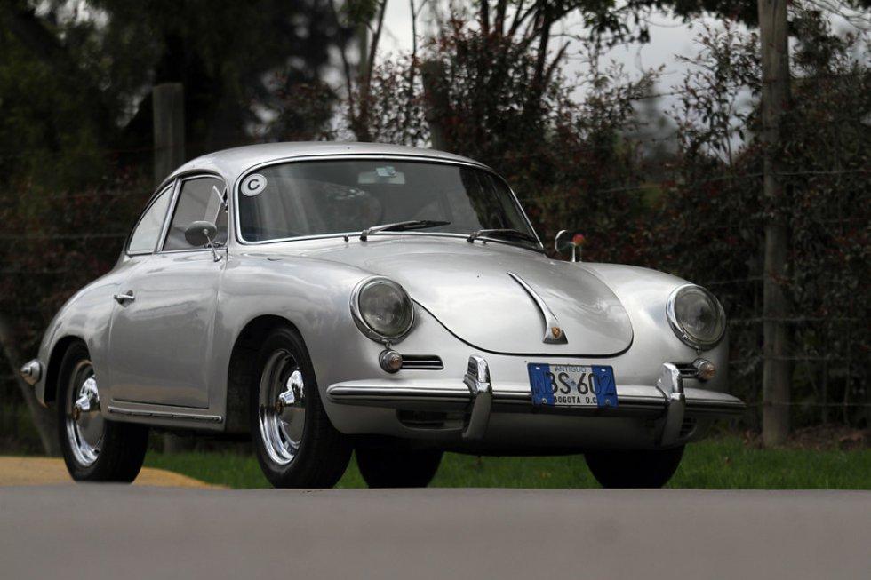 Este carro dio inicio a la historia a una de las marcas deportivas más importantes del mundo.