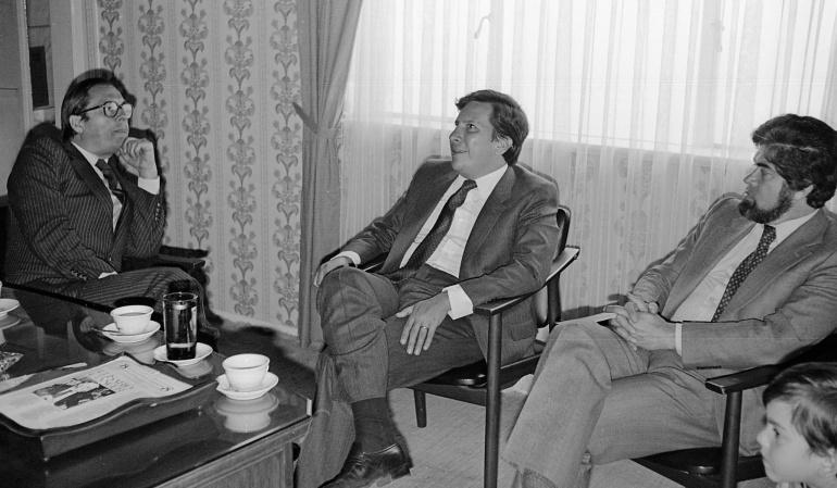 De moord op Colombiaanse minister Lara, vandaag 35 jaar geleden