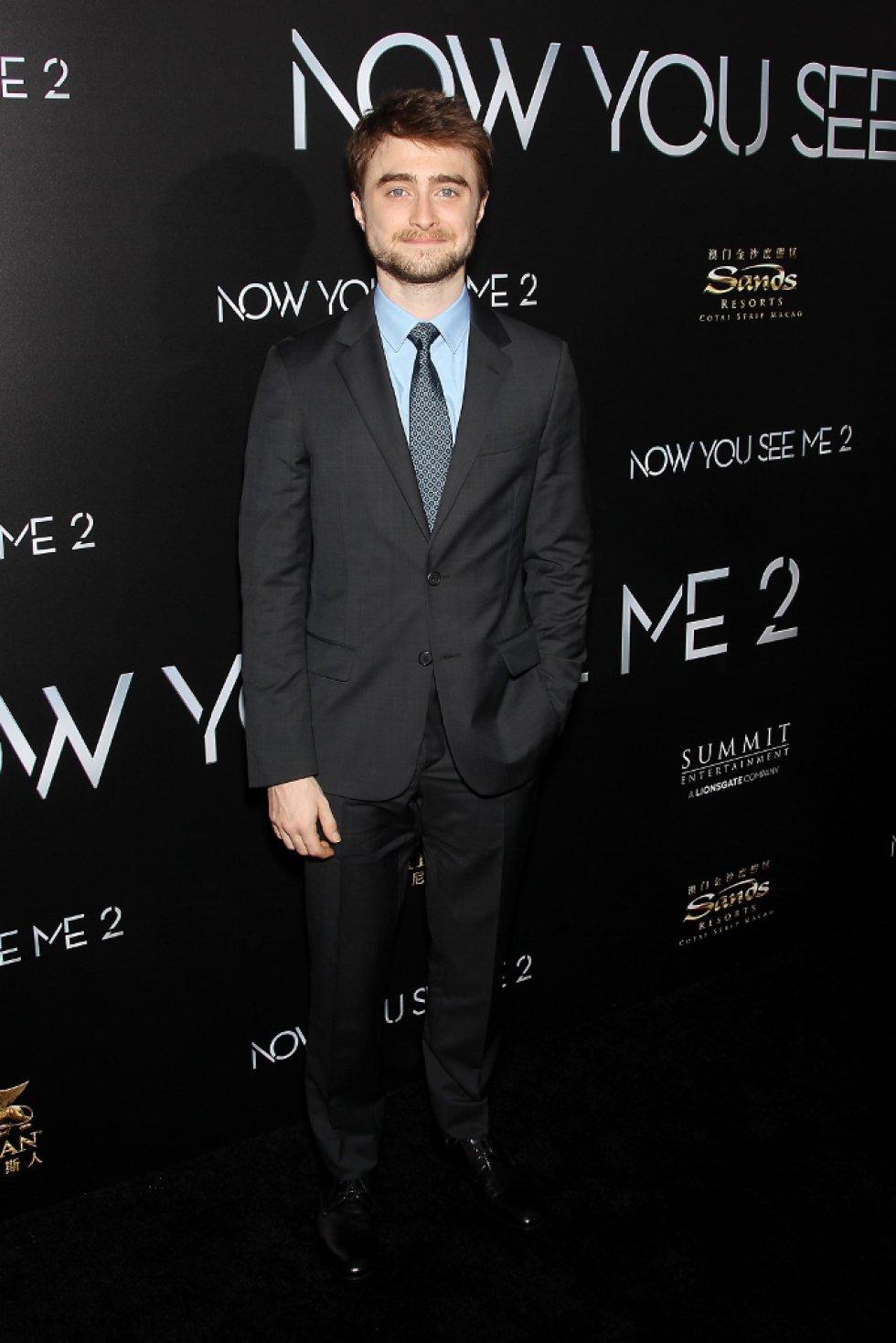 Daniel Radcliffe interpreta a Walter Tressler en Los Ilusionistas 2.
