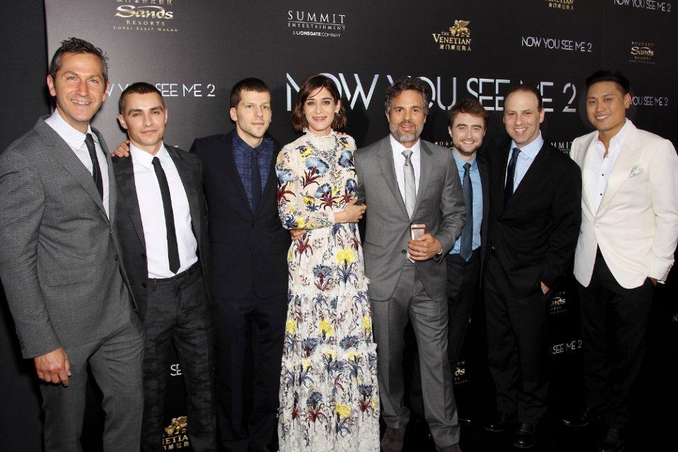 El rodaje de la película inició en noviembre de 2014. Tiene locaciones como Londres, Inglaterra y Centro de Ciencia de Macao, en China.