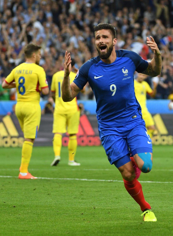 En imágenes: Inicia la Eurocopa con el triunfo de Francia ante Rumanía