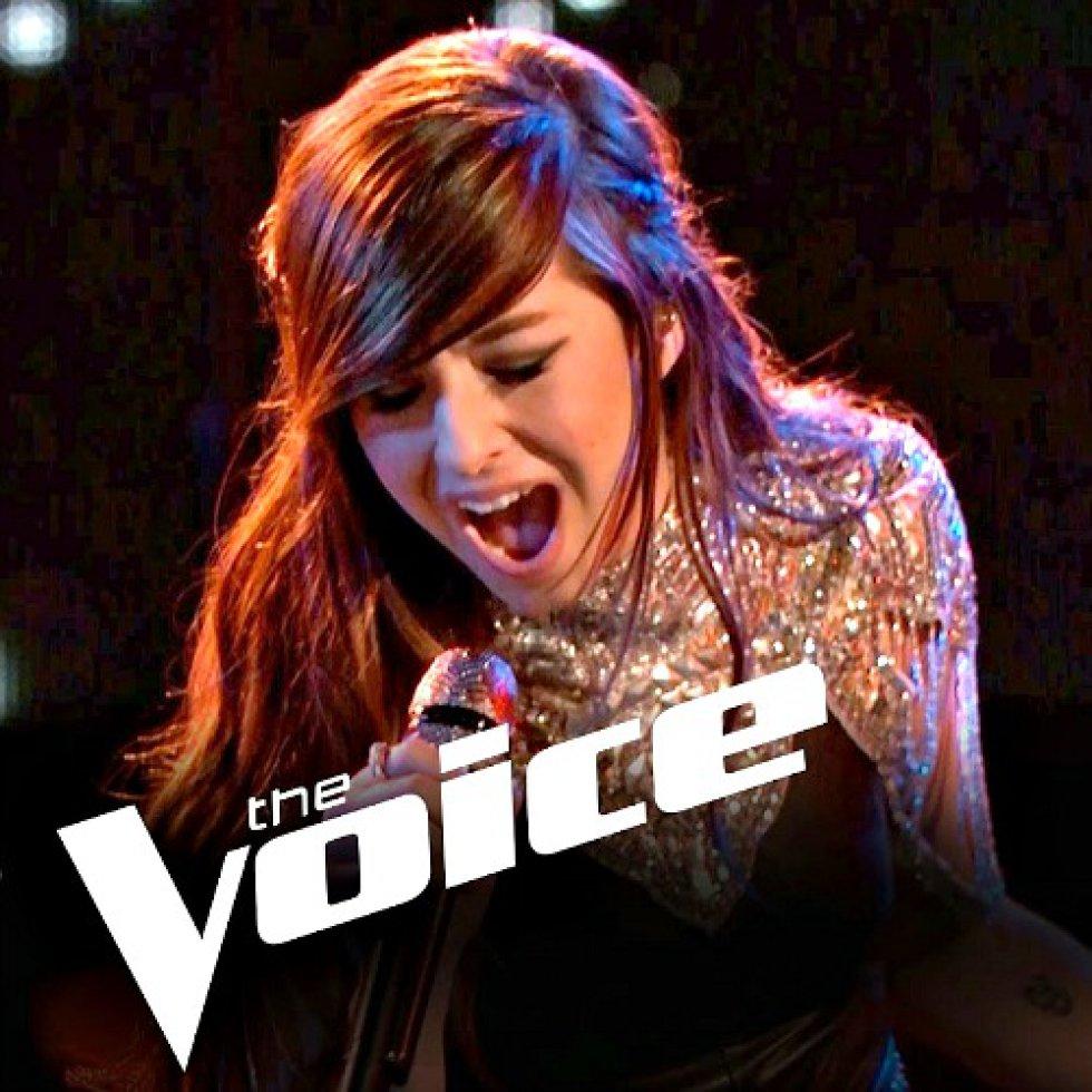 """La cantante estadounidense Christina Grimmie fue conocida por su intervención en el popular programa de televisión """"The Voice"""" (Estados Unidos)"""