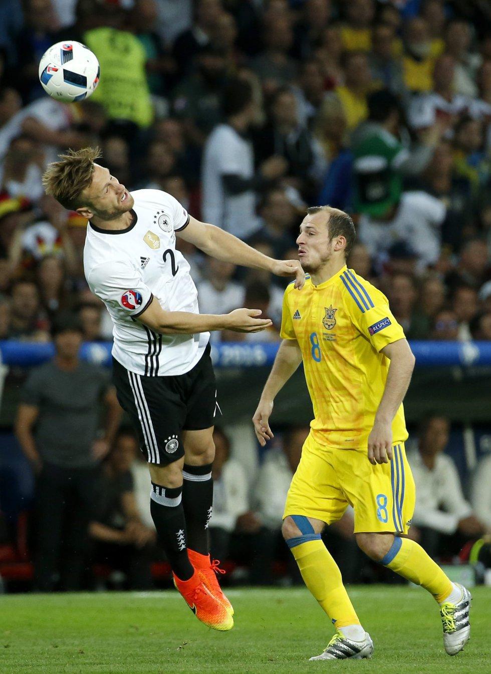 Alemania va por su cuarta Eurocopa.