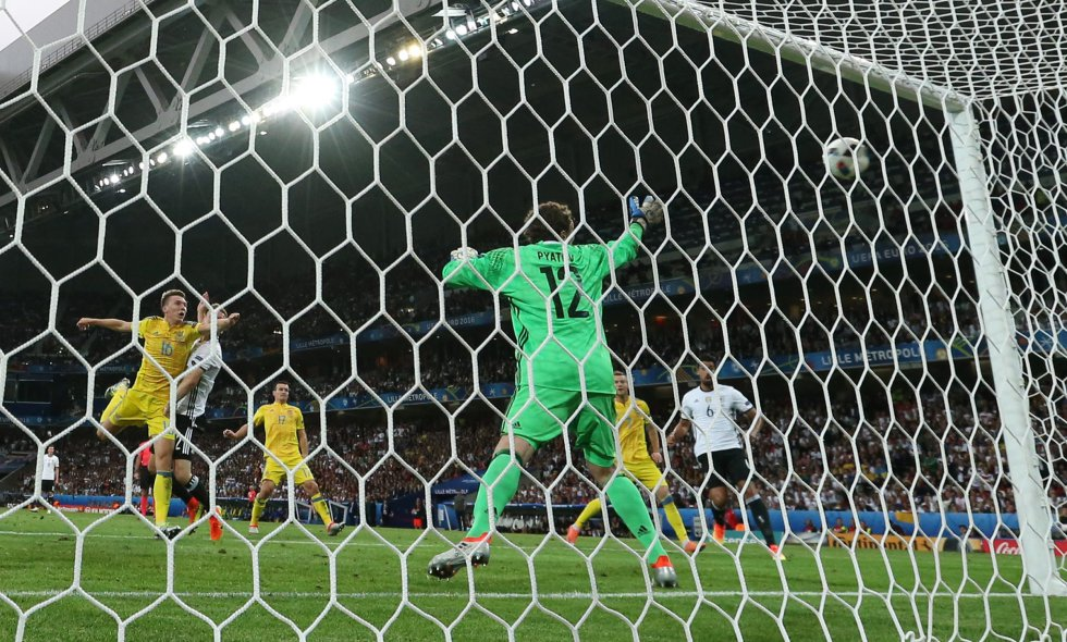 El gol llegó al minuto 19.