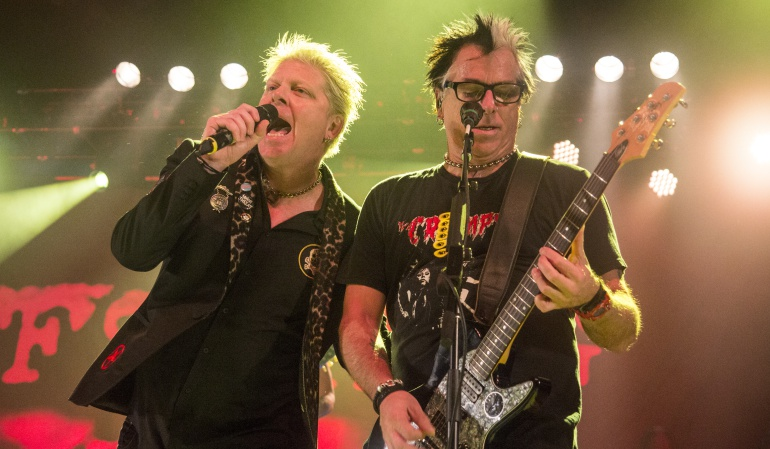 Rock & Shout Festival 2016: The Offspring y Dead Kennedys en Colombia: The Offspring y Dead Kennedys llegan a Colombia en el Rock & Shout Festival