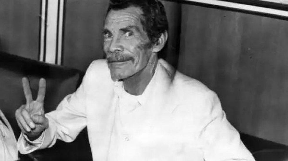 Ramón Valdez, interpretaba a Don Ramón. Nunca necesitó vestuario en la serie porque usaba la misma ropa con la que llegaba a grabar.