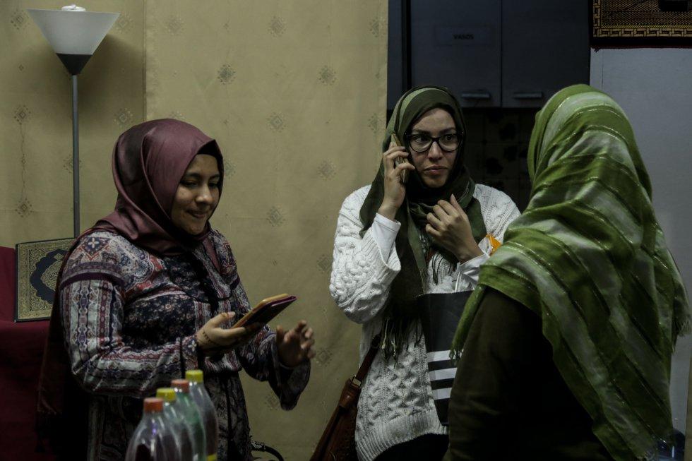 Durante el Ramadán se prohíbe a la comunidad musulmana comer, beber o tener relaciones sexuales.