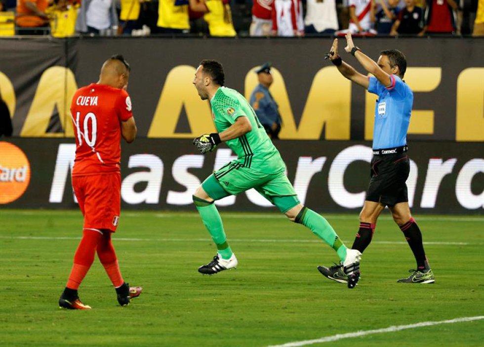 El equipo de Ricardo Gareca fue más agresivo que en su último partido ante Brasil.