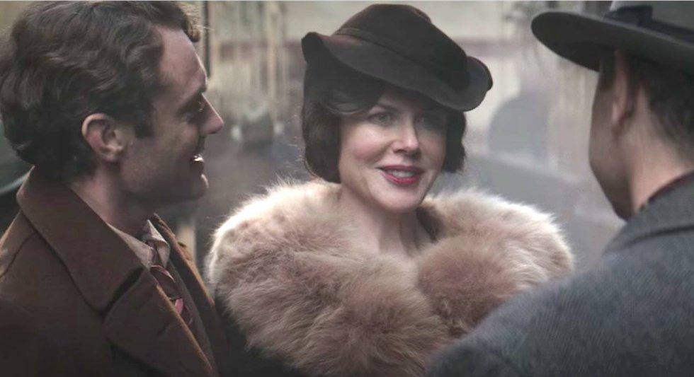 Una de sus más recientes actuaciones fue Genius, una próxima película británico-estadounidense de drama biográfico sobre el editor literario Max Perkins.