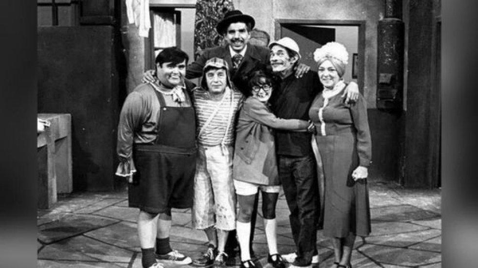 Gómez Bolaños ideó la serie en primera instancia como un 'sketch' de un niño, pero posteriormente se convirtió en capítulos de 30 minutos para televisión.