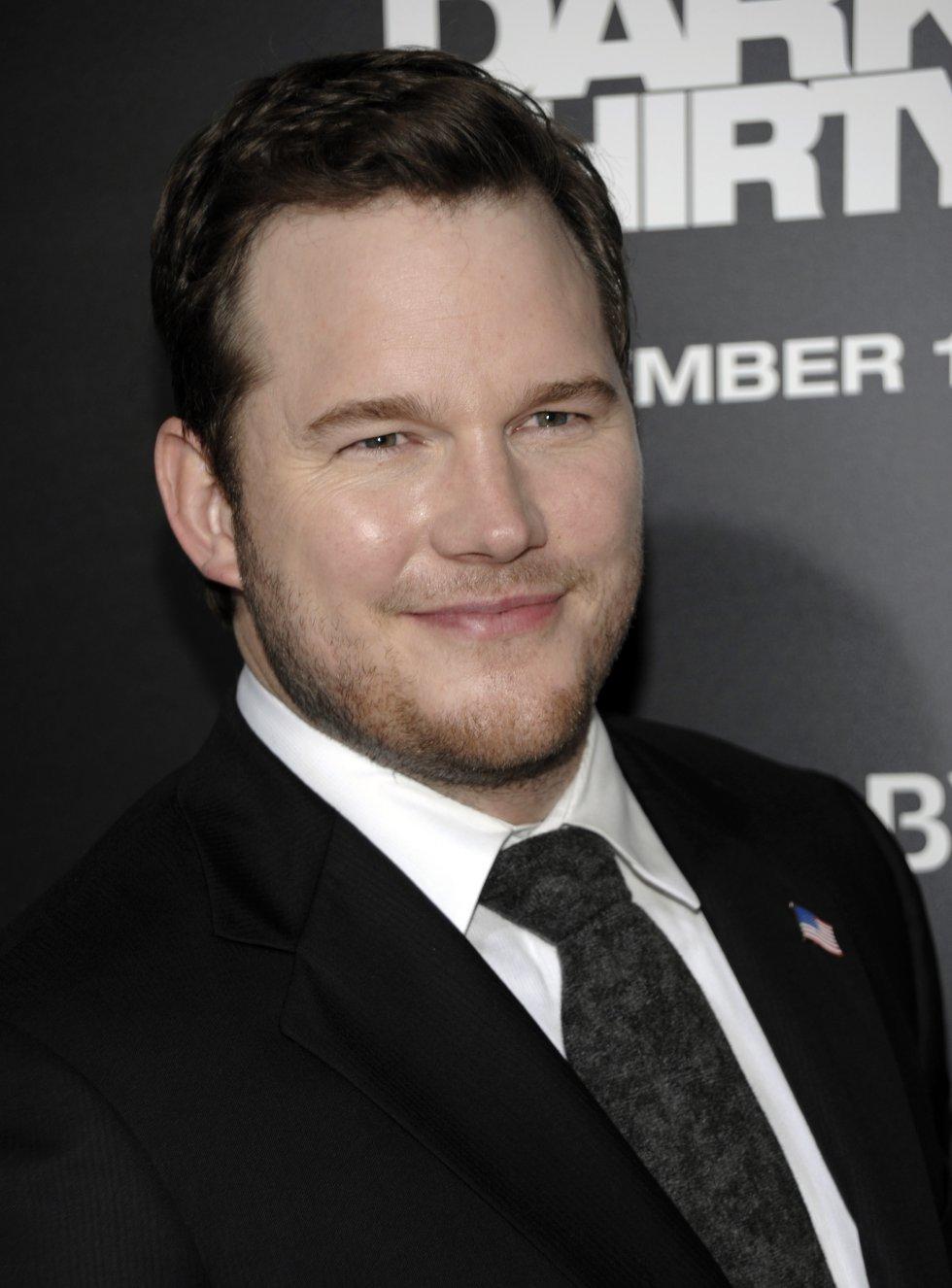 Así lucía el actor en el año 2012 cuando fue el estreno del film 'Zero Dark Thirty'.