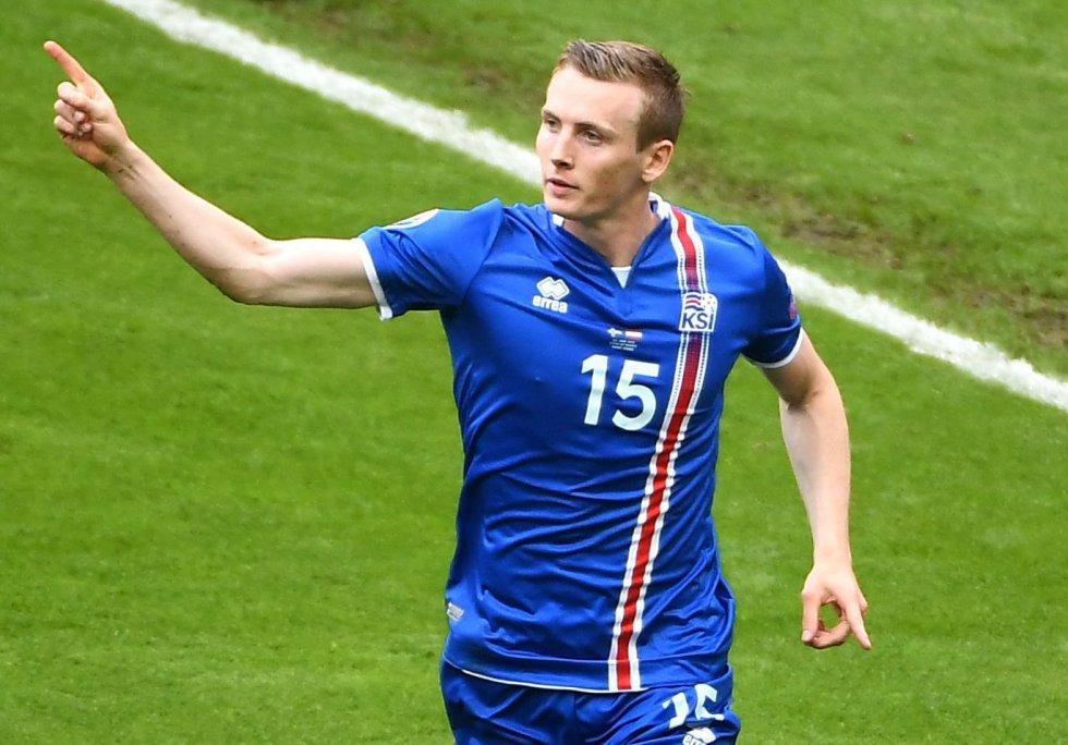 Bödvarsson autor del gol de Islandia ante Austria
