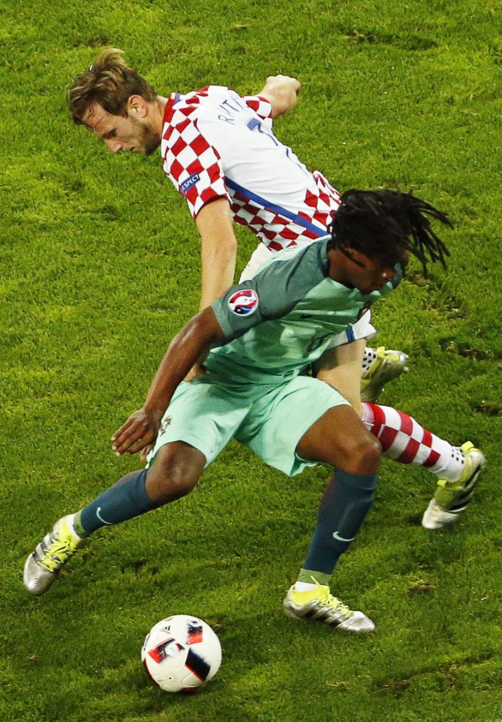 Portugueses y croatas no se sacaron ventajas durante los 90 minutos.